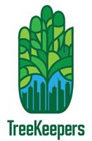 Treekeepers logo on white
